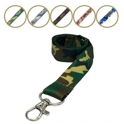Camouflage Lanyard x10