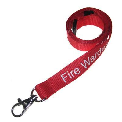Fire Warden Lanyard x10