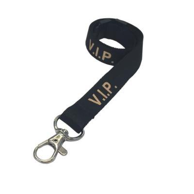 Metallic Print VIP Lanyard x10