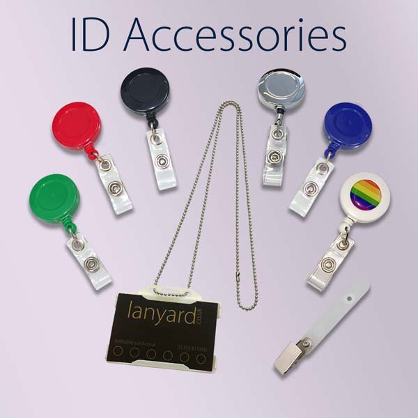 ID Badge Reels and Other Accessories