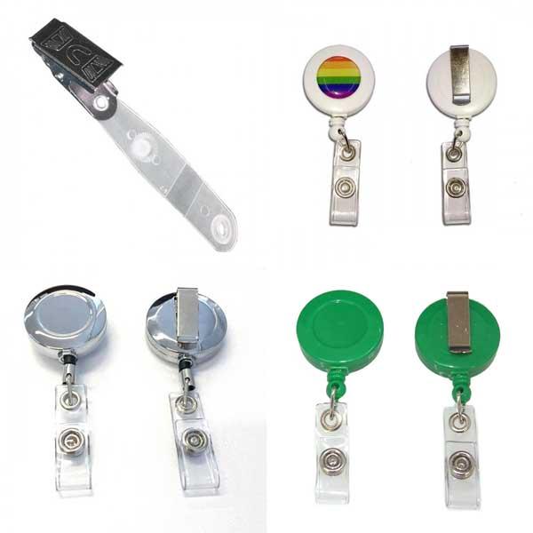 Badge Reels & ID Accessories