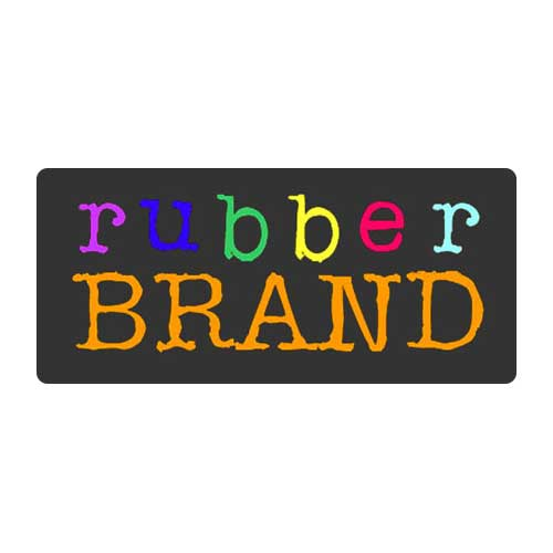 Rubber Brand Logo