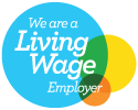 Accredited Living Wage Employer Logo